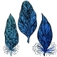 Decorative Feathers - GraphicRiver Item for Sale