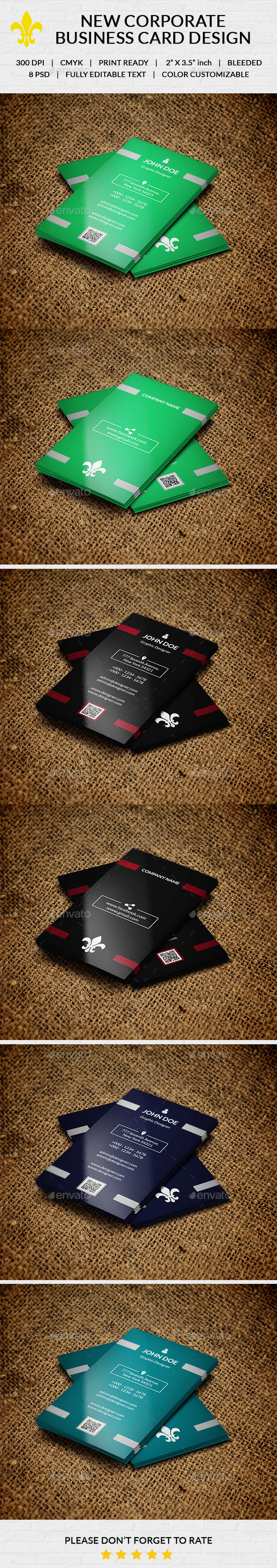 GraphicRiver New Business Card 10440848