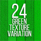 24 Green Texture Variation - Vol 1