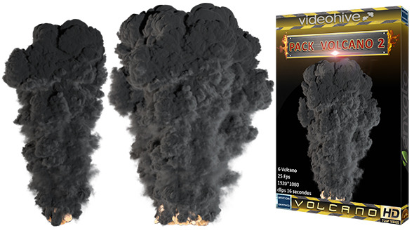 Volcanic Smoke Bundle 2
