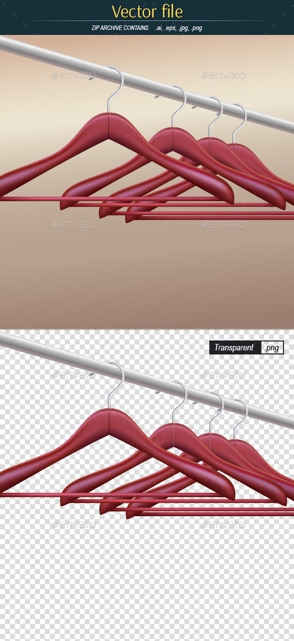 GraphicRiver Hangers 10442763