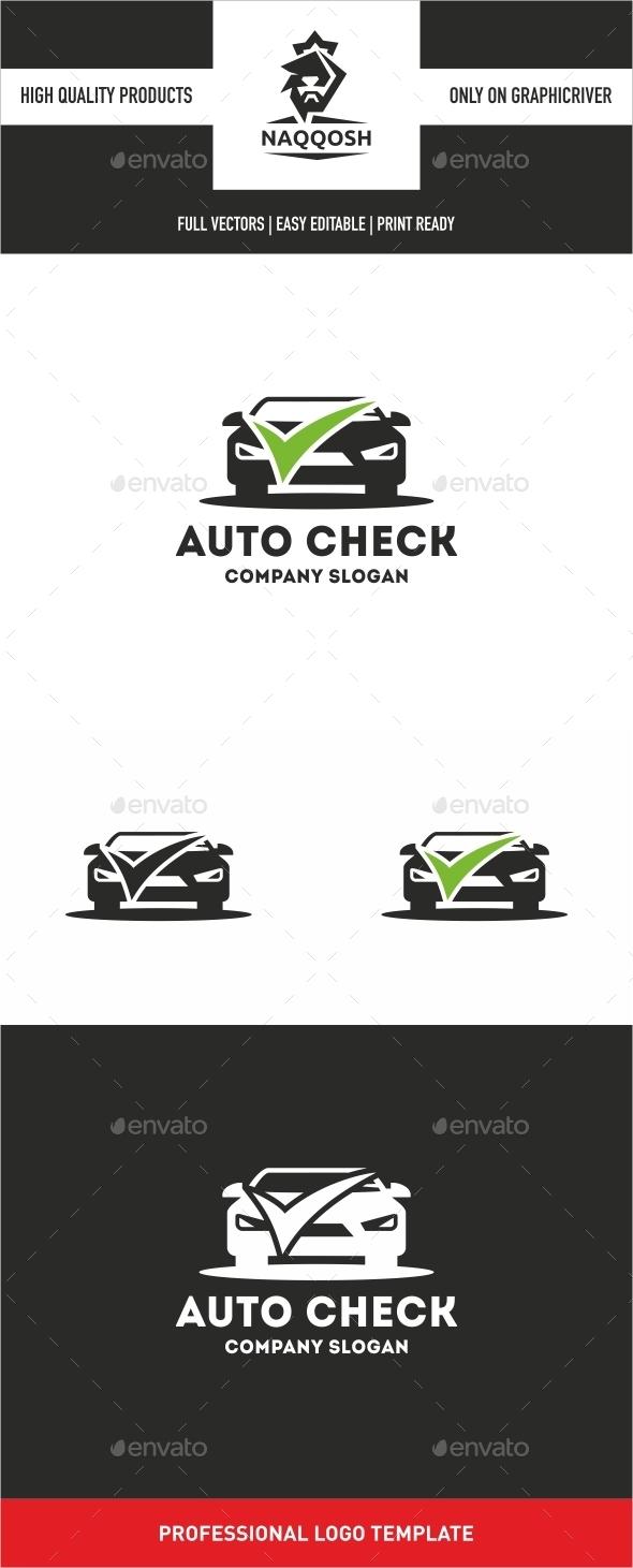 GraphicRiver Auto Check Logo 10443187