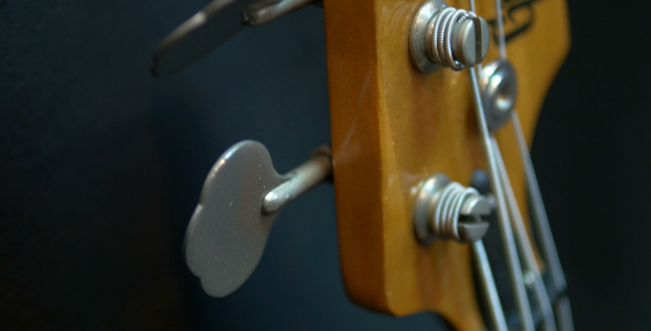 VideoHive Bass Guitar Head 10443215