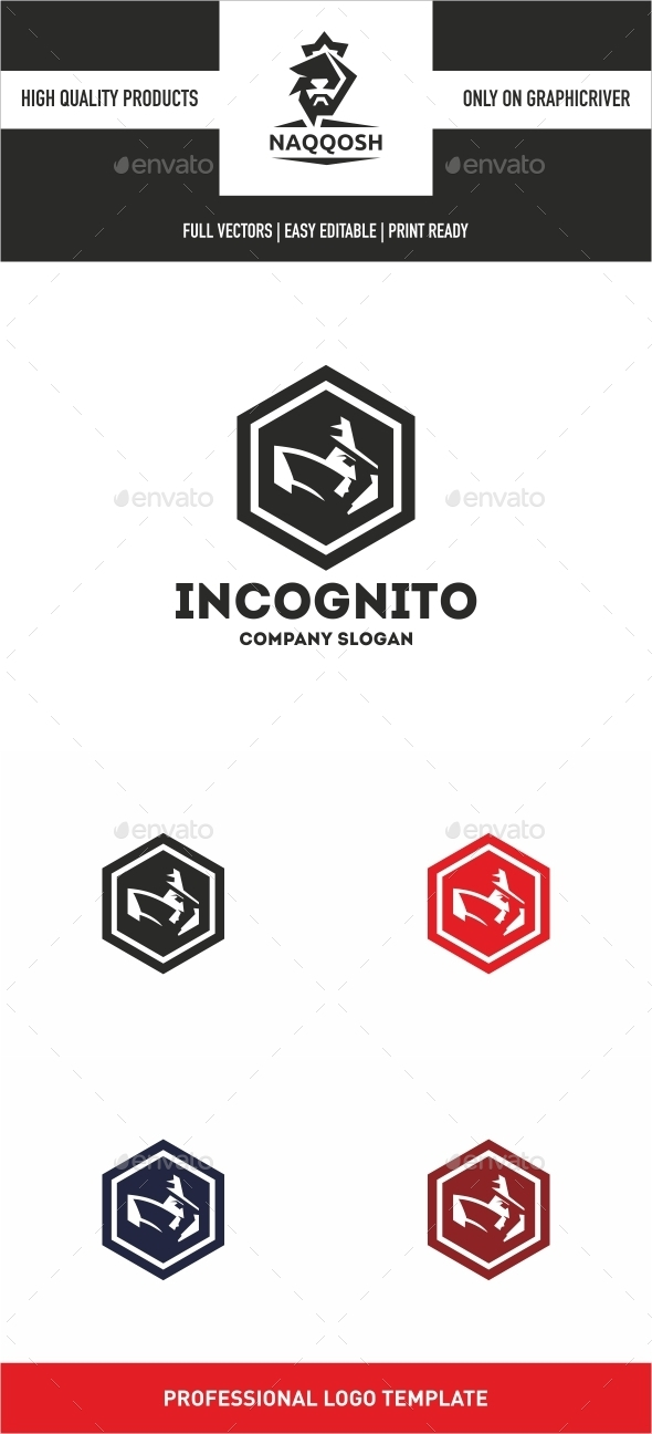 GraphicRiver Incognito 10443278