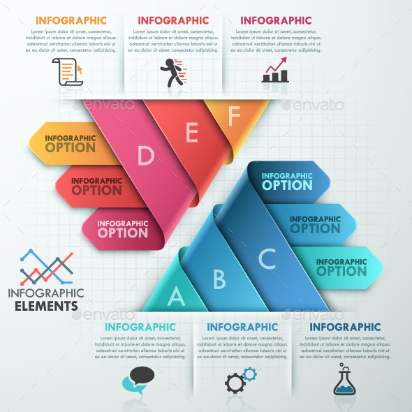 GraphicRiver Modern Infographic Options Template 10443841