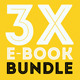 Multipurpose E-Book Template Bundle - GraphicRiver Item for Sale