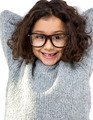 Little girl with glasses - PhotoDune Item for Sale