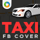 Taxi Service Facebook Cover - GraphicRiver Item for Sale