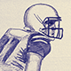 American Football - VideoHive Item for Sale