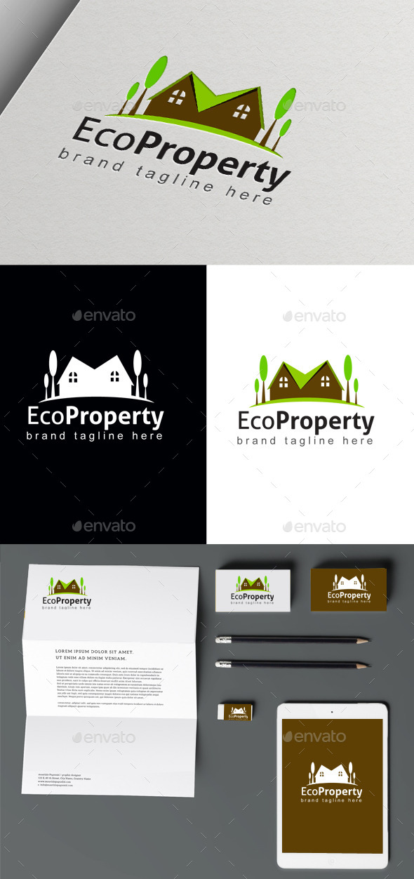 GraphicRiver Eco Property 10446131