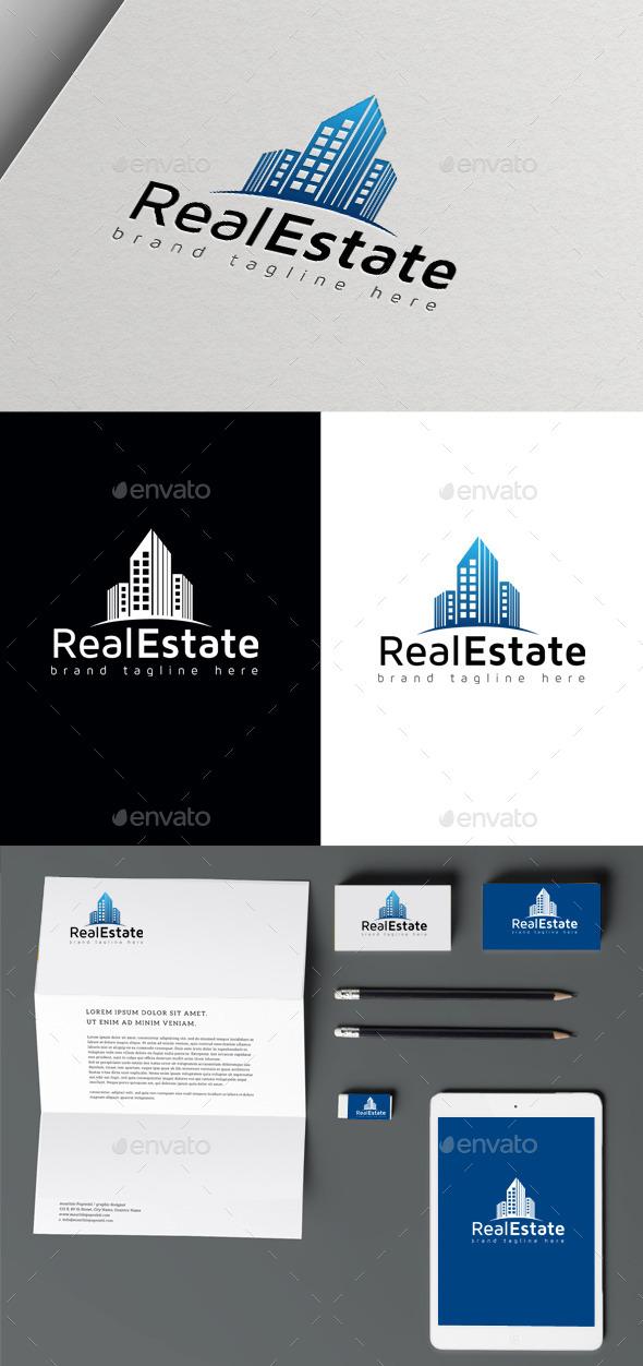 GraphicRiver Real Estate 10446315