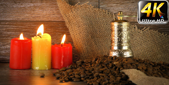 Roast Coffee in Candle Light 5