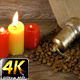 Roast Coffee in Candle Light 6 - VideoHive Item for Sale