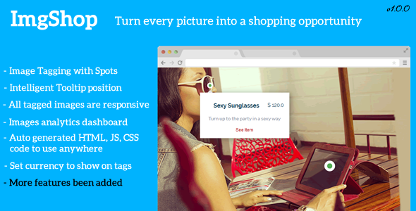 CodeCanyon ImgShop Turn Picture Into A Shopping Opportunity 10446998