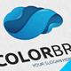 Color Brain Logo - GraphicRiver Item for Sale
