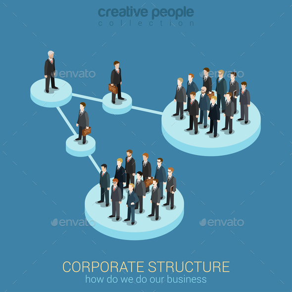 GraphicRiver Corporate Structure 10447274