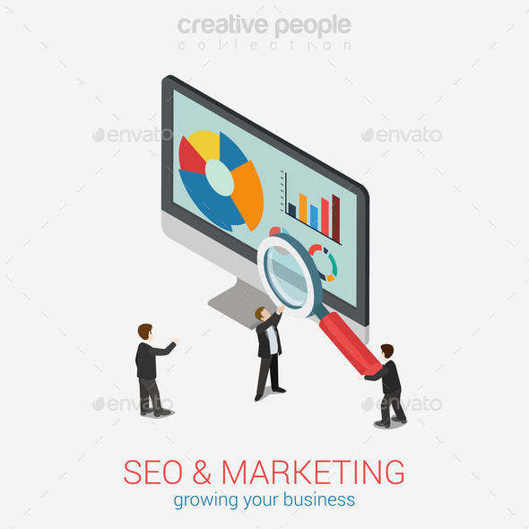 GraphicRiver SEO Marketing 10447306
