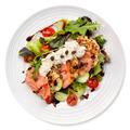Smoked Salmon Salad with Potato Rosti - PhotoDune Item for Sale
