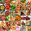 Big Food Collage - PhotoDune Item for Sale