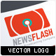 Online News And Podcast Modern Logo Template - GraphicRiver Item for Sale