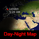 Realistic Day-Night Map - ActiveDen Item for Sale