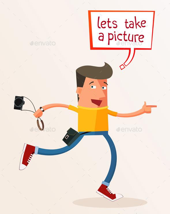 GraphicRiver Lets Take A Picture 10448794