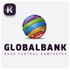 Global Bank Logo - GraphicRiver Item for Sale