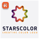 Stars Colorful Logo - GraphicRiver Item for Sale