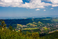 View from the trail to the Polish town of Zakopane - PhotoDune Item for Sale