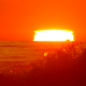 Waves & Setting Sun - VideoHive Item for Sale