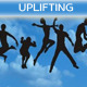 Uplifting Background - AudioJungle Item for Sale