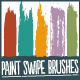 Paint Swipe Brushes