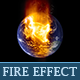 Fire Effect Photoshop Action - GraphicRiver Item for Sale