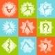 Yoga Design Concept - GraphicRiver Item for Sale