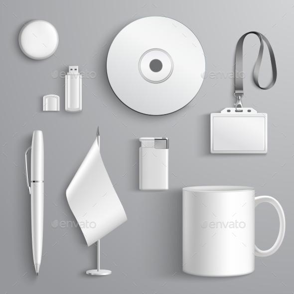GraphicRiver Corporate Identity Set 10451652