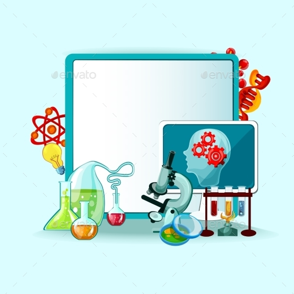 GraphicRiver Science Concept Illustration 10451701