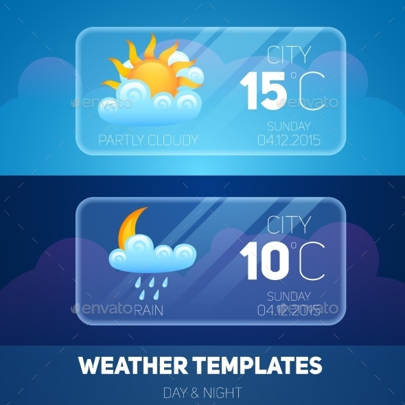 GraphicRiver Weather Mobile Application 10451812