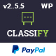 Classify - Classified Ads WordPress Theme - ThemeForest Item for Sale