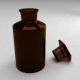 Apothecary Bottle - 3DOcean Item for Sale