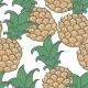 Pineapple Pattern - GraphicRiver Item for Sale