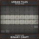 Complete Urban Tiles Texture Pack - 3DOcean Item for Sale