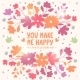 Flowers Card - GraphicRiver Item for Sale