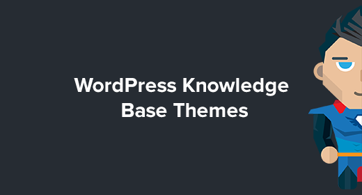 WordPress Knowledge Base Themes
