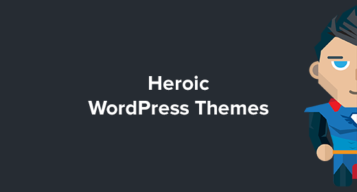 Heroic WordPress Themes