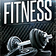 Fitness & Gym Sport Flyer Template - GraphicRiver Item for Sale