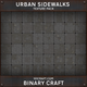 Urban Sidewalks Texture Pack - 3DOcean Item for Sale