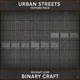Urban Streets Texture Pack - 3DOcean Item for Sale
