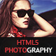Pinetree – photography html5 template