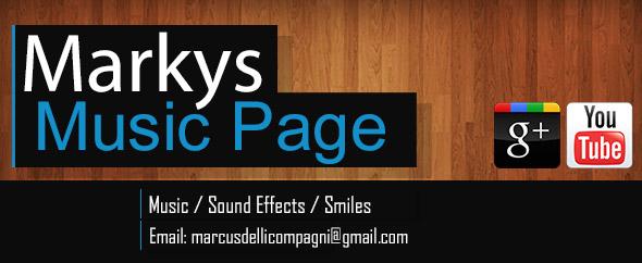 MarkysMusicPage
