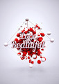 Love is Beautiful - PhotoDune Item for Sale